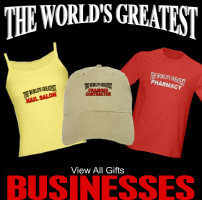 The World's Greatest Businesses