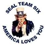 SEAL TEAM SIX (UNCLE SAM)