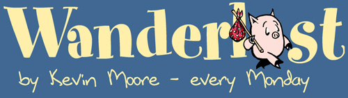 Wanderlost Logo