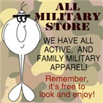 Military Relative T-Shirts, Mugs, Sweat Shirts