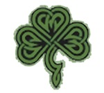 Irish Shamrock.