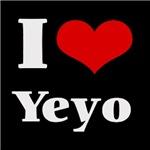 i love heart yeyo