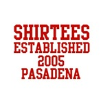 SHIRTEES PASADENA