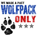 Wolfpack Only