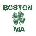 Boston MA St. Patrick's Day