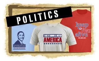 POLITICAL gear