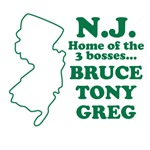 NJ Home of the 3 Bosses
