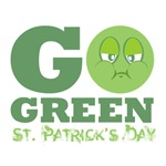 Go Green St. Patrick's Day