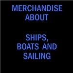 Ships, boats and sailing