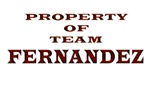 Property of team Fernandez