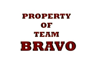 Property of team Bravo