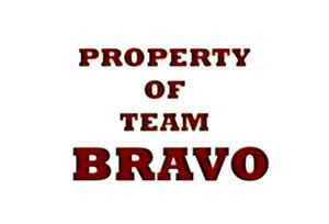 Property of team Bravo