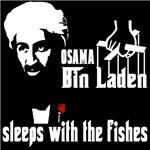 Osama bin Laden Sleeps with the Fishes