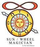 Sun / Wheel / Magician