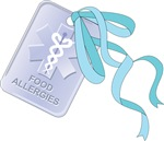 Food Allergies Tag