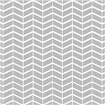 Gray Chevron Diamonds