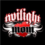 Red Gothic Twilight Mom