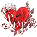 Team Jasper Rose - Twilight Saga