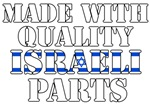 Made With Quality Israeli Parts