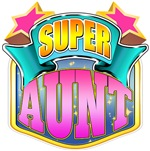 Super Aunt - Pink Superhero