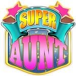 Super Aunt - Pink Superhero