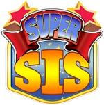Super Sis - Superhero