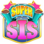 Super Sis - Pink Superhero