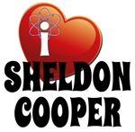 I Heart Sheldon Cooper