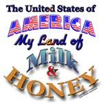 USA MILK & HONEY