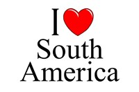 I Love South America