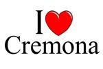 I Love (Heart) Cremona, Italy