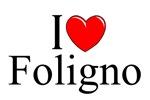 I Love (Heart) Foligno, Italy