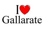 I Love (Heart) Gallarate, Italy