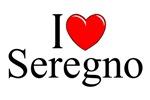 I Love (Heart) Seregno, Italy
