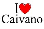 I Love (Heart) Caivano, Italy