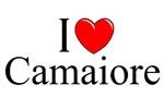 I Love (Heart) Camaiore, Italy
