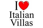 I Love (Heart) Italian Villas