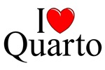 I Love (Heart) Quarto, Italy