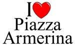 I Love (Heart) Piazza Armerina, Italy