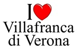 I Love (Heart) Villafranca di Verona, Italy