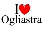 I Love (Heart) Ogliastra, Italy