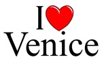 I Love (Heart) Venice, Italy