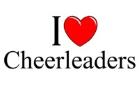I Love (Heart) Cheerleaders