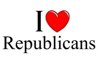 I Love (Heart) Republicans