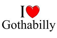 I Love (Heart) Gothabilly