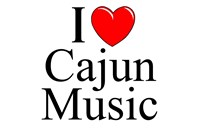I Love (Heart) Cajun Music