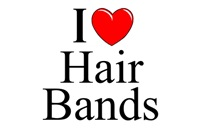 I Love (Heart) Hair Bands