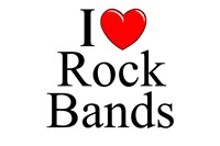 I Love (Heart) Rock Bands