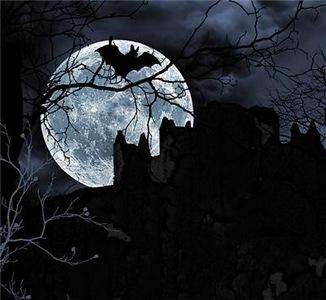 Spooky Night Sky
