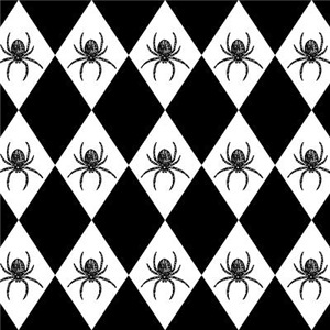 Spider Diamond Pattern